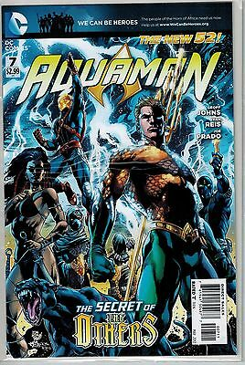 Aquaman - 007 - DC - May 2012