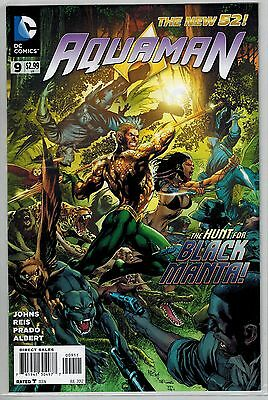 Aquaman - 009 - DC - July 2012