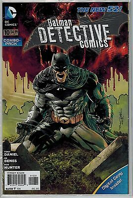 Detective - 010 Combo-Pack - DC - August 2012