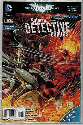 Detective - 011 Combo-Pack - DC - September 2012