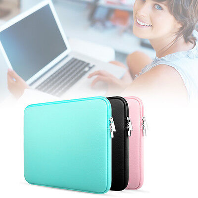 New Laptop Sleeve Case Bag Pouch Storage For Mac MacBook Air Pro 11/13/15inch SD