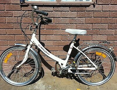 VINTAGE APOLLO 20inch BICYCLE