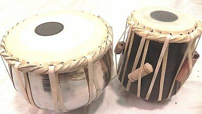 Baby Tabla Drum Set Miniature Collectible