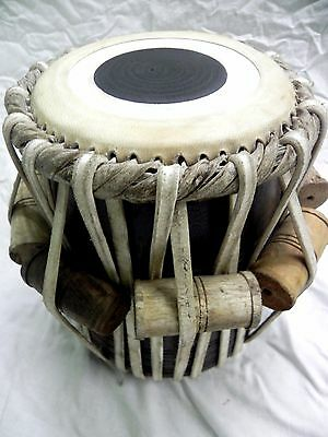 Best-Tabla-Dayan-Drums-Shesham-Wood-Hand-Made-Skin-Great-Sound  Best-Tabla-Daya