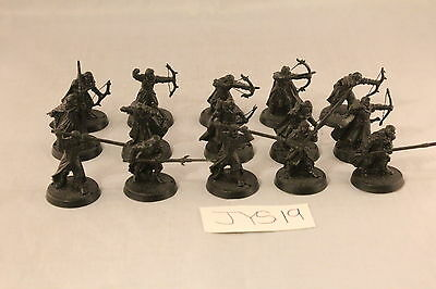 Warhammer Lord of the Rings Haradrim Troops
