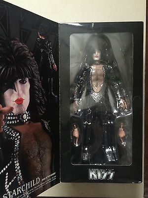 KISS THE STARCHILD Paul Stanley Action figure Sideshow Real Action Heroes 12""