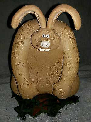 Wallace & gromit The curse of the were rabbit,Mcfarlane toys figure (2005)