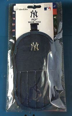 New York Yankees Case for PSP slim & lite -- Genuine with neck-strap