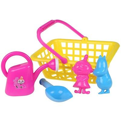 Moomin outdoor toys, Little My and Moomintroll, From Martinex Finland