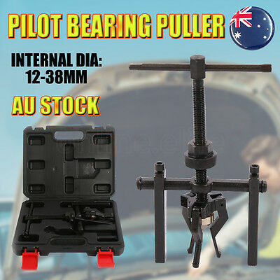 Pilot Bearing Puller 3 Jaws Bushing Gear Extractor Automotive Remover Machine AU