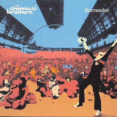 THE CHEMICAL BROTHERS ~ SURRENDER ~ 2 X 180grm VINYL LP ~ *NEW AND SEALED*