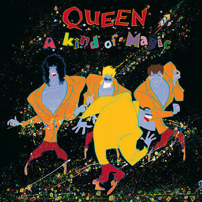 Queen - A Kind Of Magic (Remastered) - 180gram Vinyl LP *NEW & SEALED*