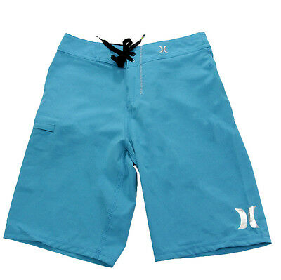 Hurley Youth P30 One And Only Boardshorts Cyan/Hurley 29