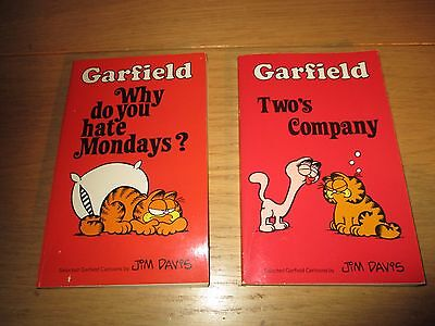 Garfield - Why do you hate Mondays ? / Two´s Company     - Comic Nr. 2 & 5