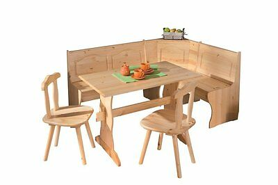 Tirol Corner Benches-Set With Container. Article In Kit