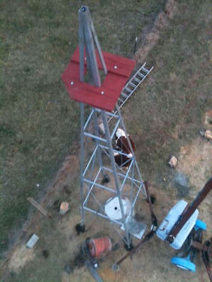 27ft Aermotor Windmill Style Tower, New