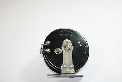 Vintage Center Pin Reel By K Dowling & Son