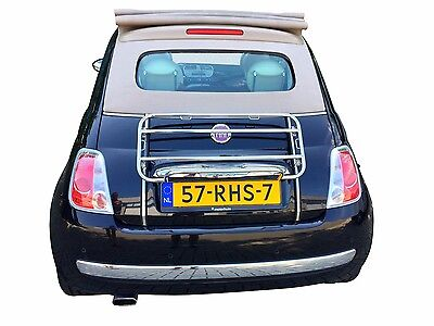 Fiat 500C Luggage Rack | Boot | Carrier | 2009-present | Original | Convertible