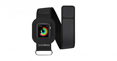 Twelve South ActionSleeve Neopren Armband zum Sport, 42mm Apple Watch, small