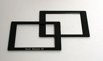 Used Durst BINEMA 67 Glassless Insert