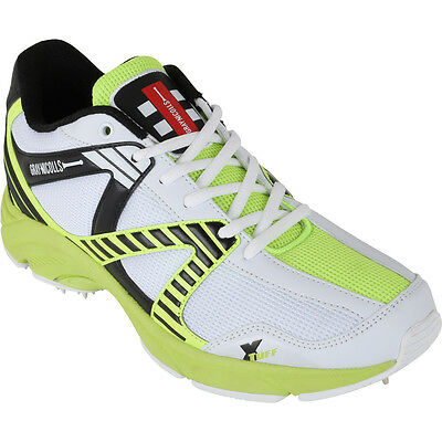 Clearance Line New Gray Nicolls Velocity Pro Batting Cricket Spike Shoes Size 7