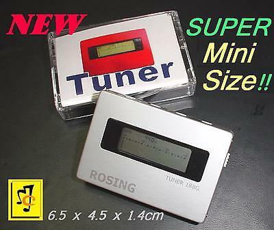 NEW Rosing - 188G Chromatic Tuner for all instruments