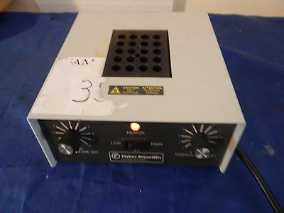 Fisher Scientific 11-718 Dry Bath Incubator - Tests OK