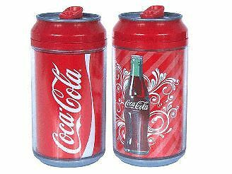 Adults / Childrens - Coca Cola 12Oz Lunch bag water Drinks Can / Bottle