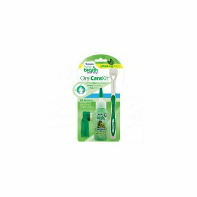 Tropiclean Oral Care Kit - Health & Hygiene - Dog & Cat - Dental