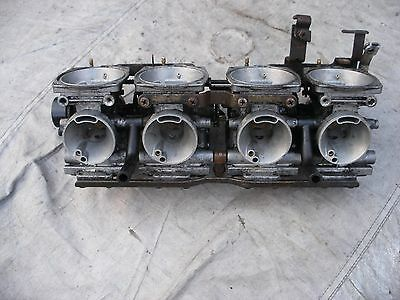 Yamaha XJ600 Diversion Carburettor Carb Complete Body