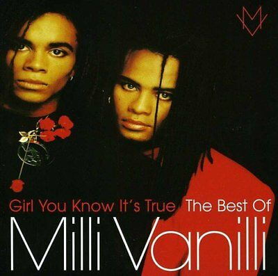 Milli Vanilli - Girl You Know Its True  The Best Of Milli Vanilli [CD]