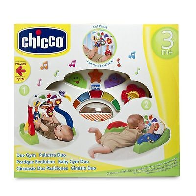 """Duo Gym Palestra Duo """"chicco"""" 65407"""