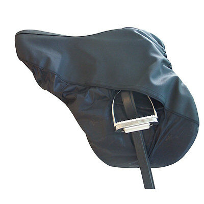 Ride On Rain Waterproof English All Purpose Close Contact Grippy Saddle Cover