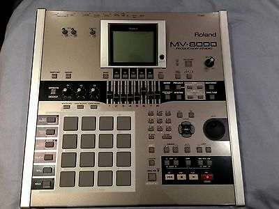 Roland MV 8000 Production Studio