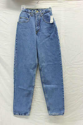Guess VINTAGE NEW WITH TAGS 1980s Womens Size 26W High Waist Orig 1345