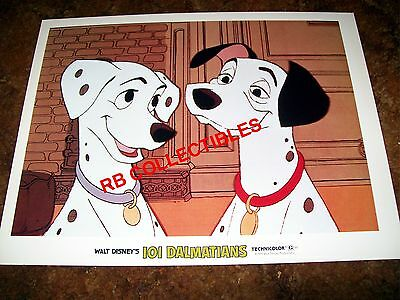"101 Dalmatians - Disney Movie Lobby Card 11"" x 14"""