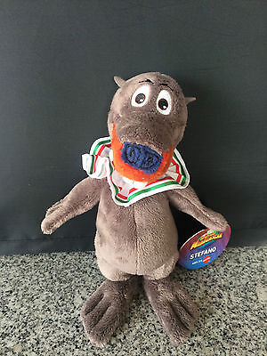 Dreamworks Animation Madagascar Plush Stefano