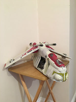 Star Wars Troop Ship (Attack of the Clones 2002)