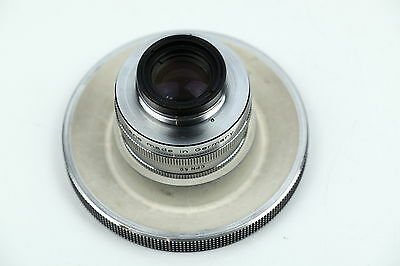 Schneider Durst Componon 50Mm F4 Enlarging Lens In Circular Mount