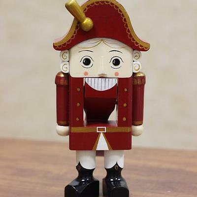 Classical Nutcracker the size is 24*10*12 cm,WOODEN