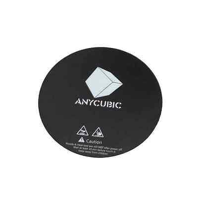 Anycubic 3D Printer Adhesive Heatbed Build Surface High Temperature 200 ∅ mm