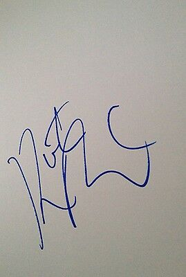 Original Autograph of Kate Beckinsale (In Person) Underworld, Total Recall