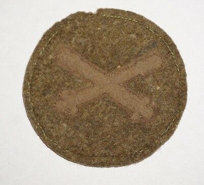 Field Artillery Private First Class WWI US Army Rank Patch P2727
