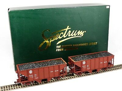 Bachmann Spectrum 27918 O On30 1:43 2 piece hoppers D & RGW BOXED UNUSED