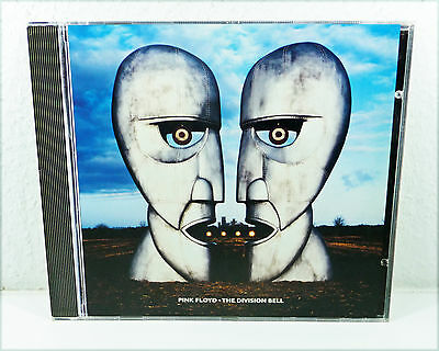 "PINK FLOYD ""The Division Bell"" 90s big promo Shop Display cardboard TAG POSTER"