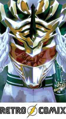 Boom! Mighty Morphin Power Rangers #9 Second Print New/unread Bagged & Boarded