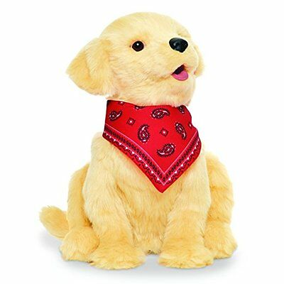 Joy for All Companion Pet Golden Pup New