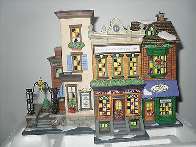 Department56 Christmas In The City 5TH AVENUE SHOPPES 59212
