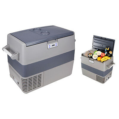 50L TRBM Portable Freezer Fridge Cooler Caravan Boat Home Office 12V 24V 240V