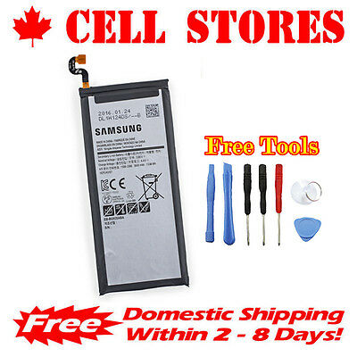 【Original OEM】Samsung S7 Replacement Battery G930 EB-BG930ABE/A 3000mAh + Tools